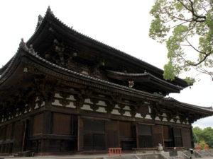 東寺薬師堂