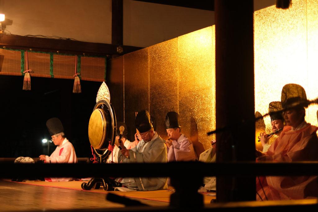 管絃 平安雅楽会